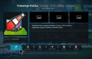 Polska TV kodi Addon for PC on windows 10,8,7, vista, mac