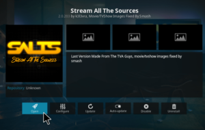 SALTS Kodi Addon Stream all the Sources on PC Windows and Mac laptop