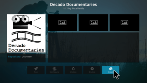decado documentaries kodi addon for pc on windows Mac laptop