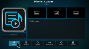 playlist loader kodi addon for PC on windows 10,8.1,8,7,XP,Vista Mac laptop
