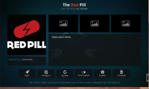 The red pill kodi addon complete instalaltion guide and review