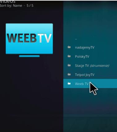 Weeb Tv Kodi Download The Addon For Krypton 17 6 Kodiboxaddons