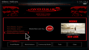 Wookie Kodi - Free Download Addon for PC Windows and Mac