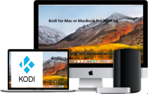 How to Download & install Kodi for Mac OS X?